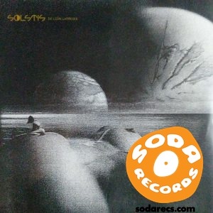 León Larregui - Solstis [Vinyl]