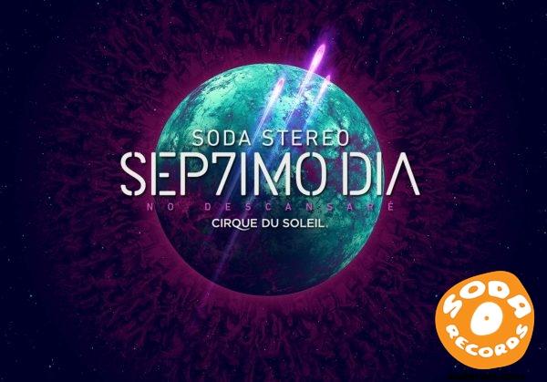 Soda Stereo - SÉP7IMO DÍA